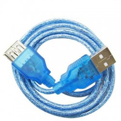Câble USB Mâle/Femelle 1.5M