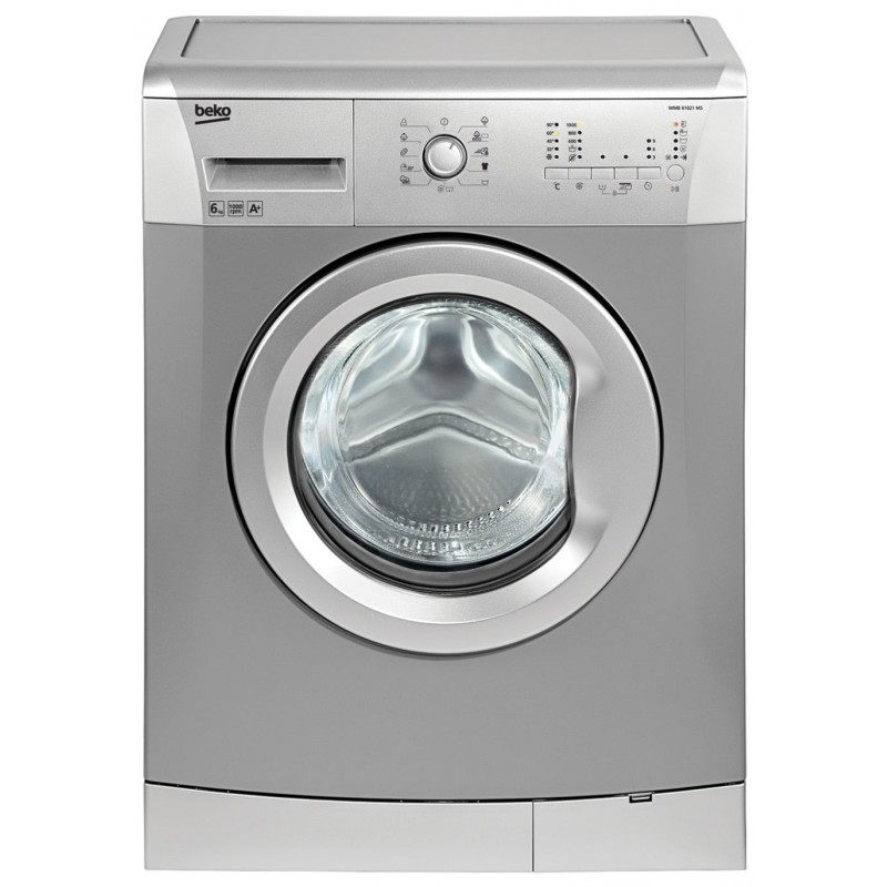 machine laver automatique beko 6 kg silver. Black Bedroom Furniture Sets. Home Design Ideas