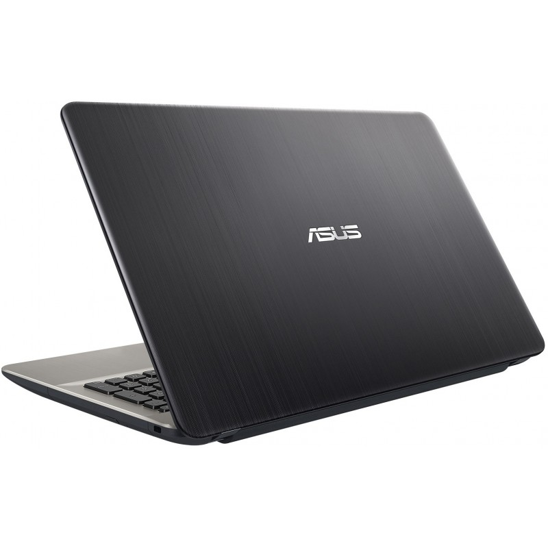 pc portable asus vivobook max x541na quad core 4 go noir. Black Bedroom Furniture Sets. Home Design Ideas