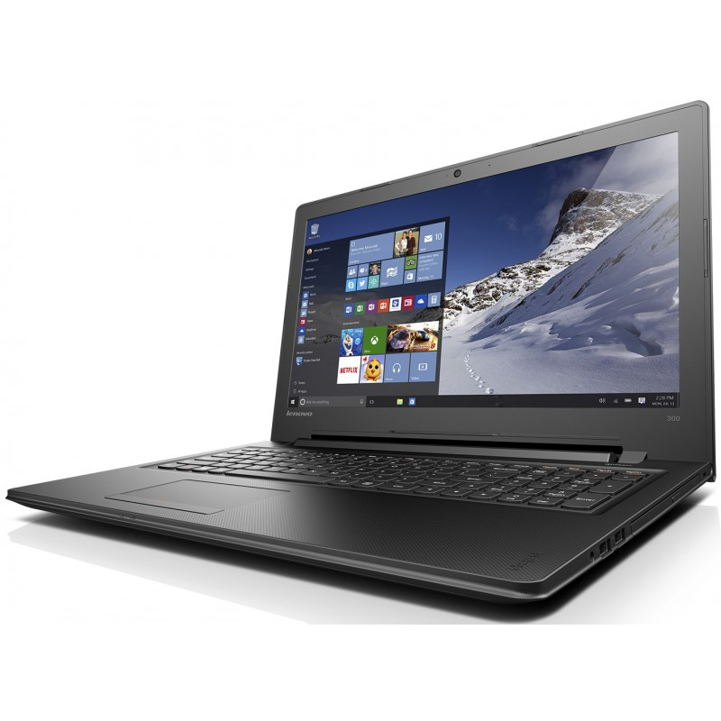 pc portable lenovo ideapad 110 15isk i3 6 g n 8 go noir. Black Bedroom Furniture Sets. Home Design Ideas
