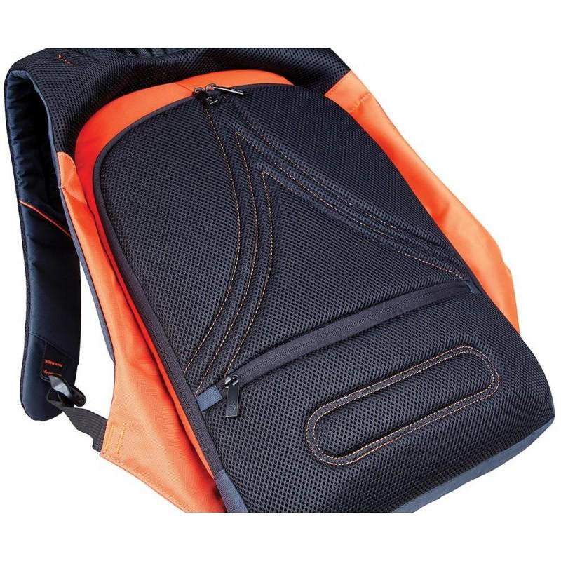 sac dos pour pc portable 15 6 promate zest noir. Black Bedroom Furniture Sets. Home Design Ideas