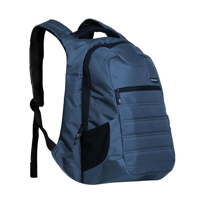 sac dos pour pc portable 15 6 promate zest bleu. Black Bedroom Furniture Sets. Home Design Ideas