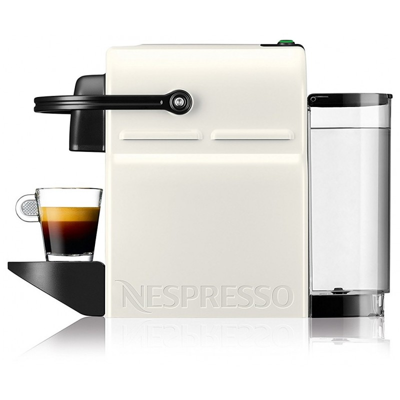 machine caf nespresso krups inissia blanc. Black Bedroom Furniture Sets. Home Design Ideas