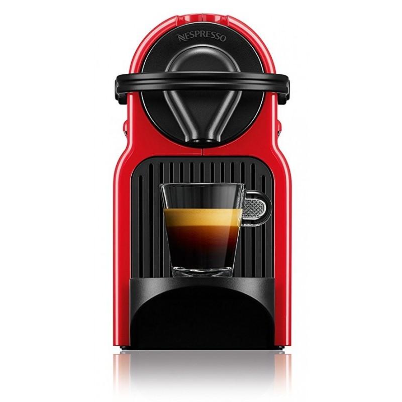 machine caf nespresso krups inissia rouge. Black Bedroom Furniture Sets. Home Design Ideas