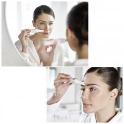 brosse epilation visage