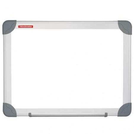 Tableau Blanc magnétique cadre en aluminium Future 120 x 60
