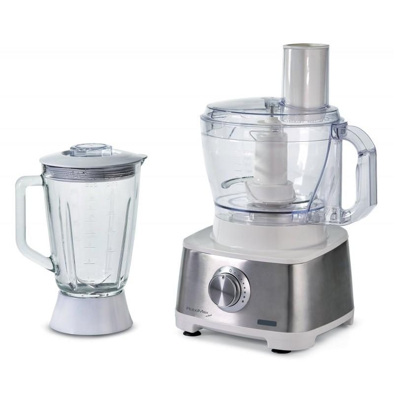 Robot ariete robomax metal 1783 2100 w - Elettrodomestici piccoli da cucina ...