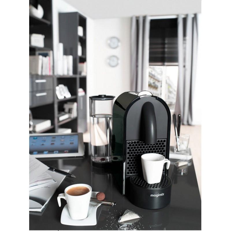 pack machine caf capsule magimix u aeroccino 3. Black Bedroom Furniture Sets. Home Design Ideas