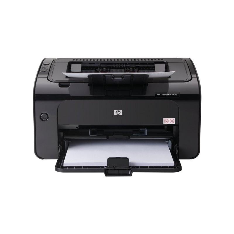 Imprimante Laser Noir/Blanc HP Laserjet P1102W