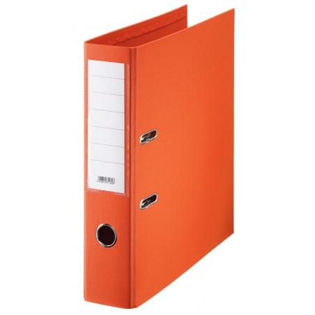 Classeur à levier 2 Anneaux Dos 75 mm / Orange