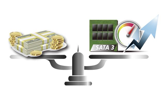 Disque SSD V55