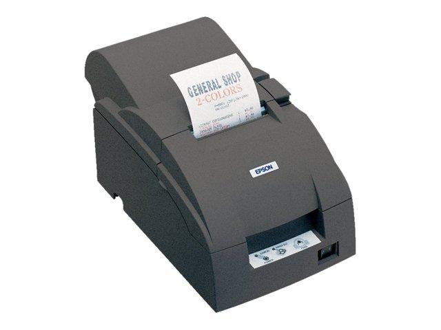 Imprimante matricielle Epson TM U220A Serie Noir