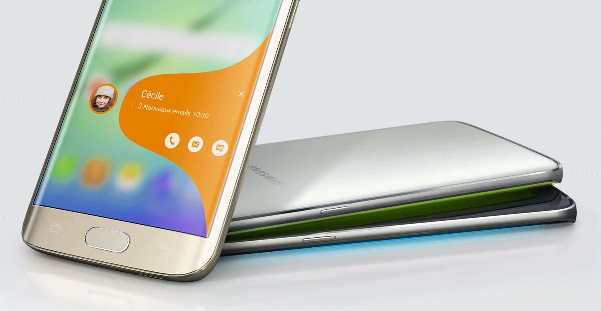 Galaxy S6 Edge Tunisie