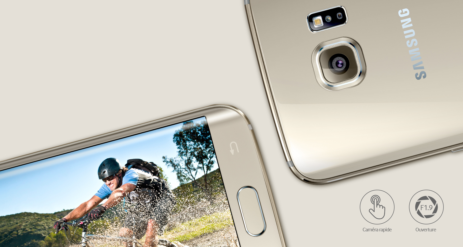 Camera Galaxy S6 Edge