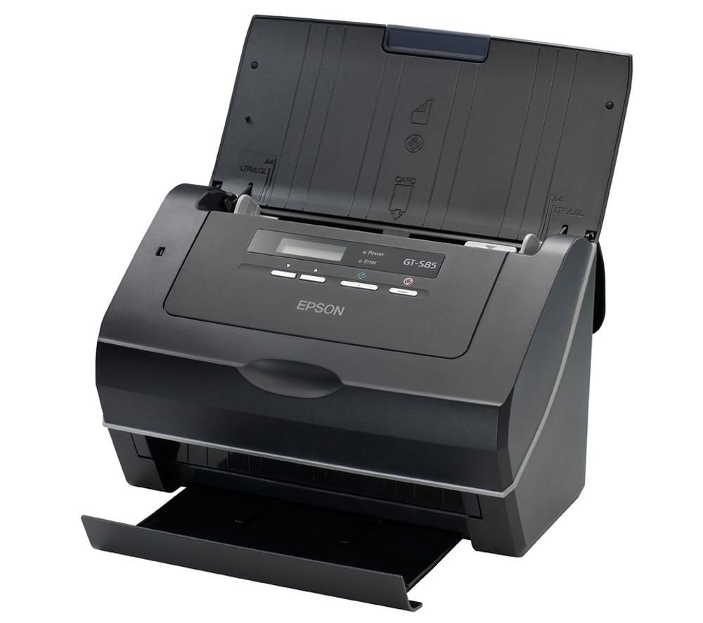 Scanner Epson GT-S85N Recto Verso