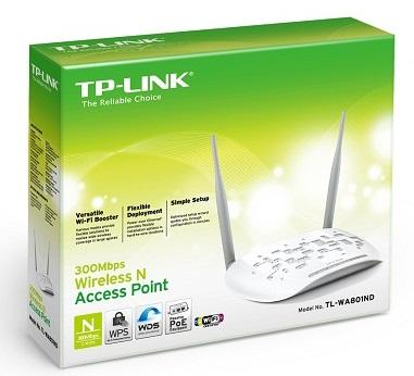 Point d'accès sans fil N 300 Mbps