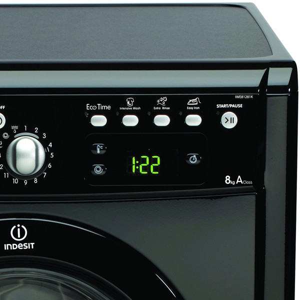 machine laver indesit automatique 8 kg 1200trs avec. Black Bedroom Furniture Sets. Home Design Ideas