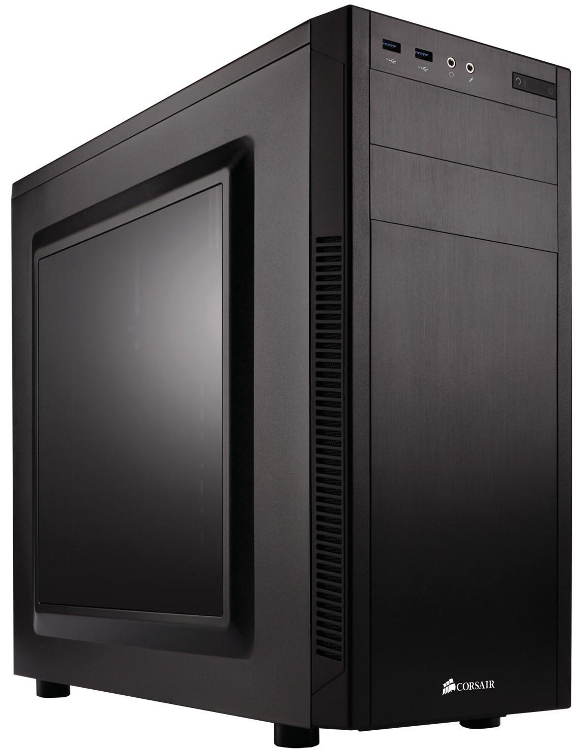 boitier gamer corsair carbide 100r. Black Bedroom Furniture Sets. Home Design Ideas