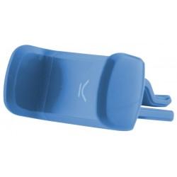 Support voiture rotatif Ksix pour Smartphone / Bleu