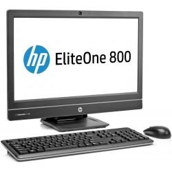 Pc de bureau Tout-en-un HP EliteOne800 G1 / i5 4è Gén / 4 Go