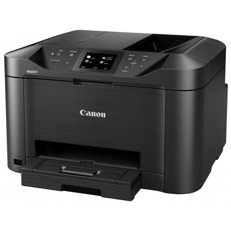 Imprimante Multifonction Jet d'encre couleur 4en1 Canon MAXIFY MB5140 / Wifi