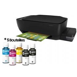 Imprimante Multifonction Jet d'encre 3 en 1 à réservoir intégré HP Ink Tank 315