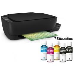 Imprimante Multifonction Jet d'encre 3 en 1 à réservoir intégré HP Ink Tank 415 / Wifi