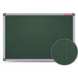 Tableau Vert Magnétique à Craie avec Carreau Memoboards 120 x 90 cm