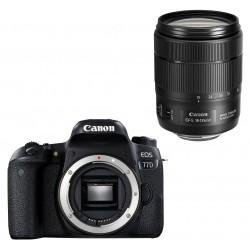 Appareil Photo Reflex Canon EOS 77D + 18-135 IS USM