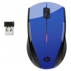 Souris sans fil HP X3000 / Bleu