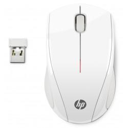 Souris sans fil HP X3000 / Blanc