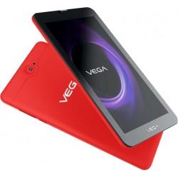"""Tablette VEGA TAB 77 / 7"""" / 3G / Rouge + SIM Orange Offerte 30 Go"""