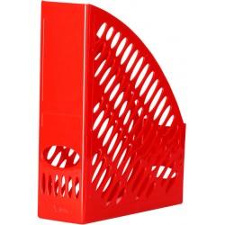 Porte-revues en Plexiglass ARK 2050PS / Rouge