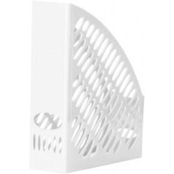 Porte-revues en Plastique ARK 2050PP / Blanc