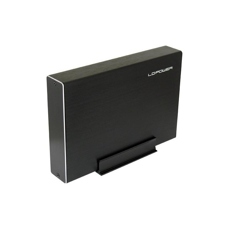 """Boitier Externe 3.5"""" LC-35U3 Becrux / USB 3.0"""