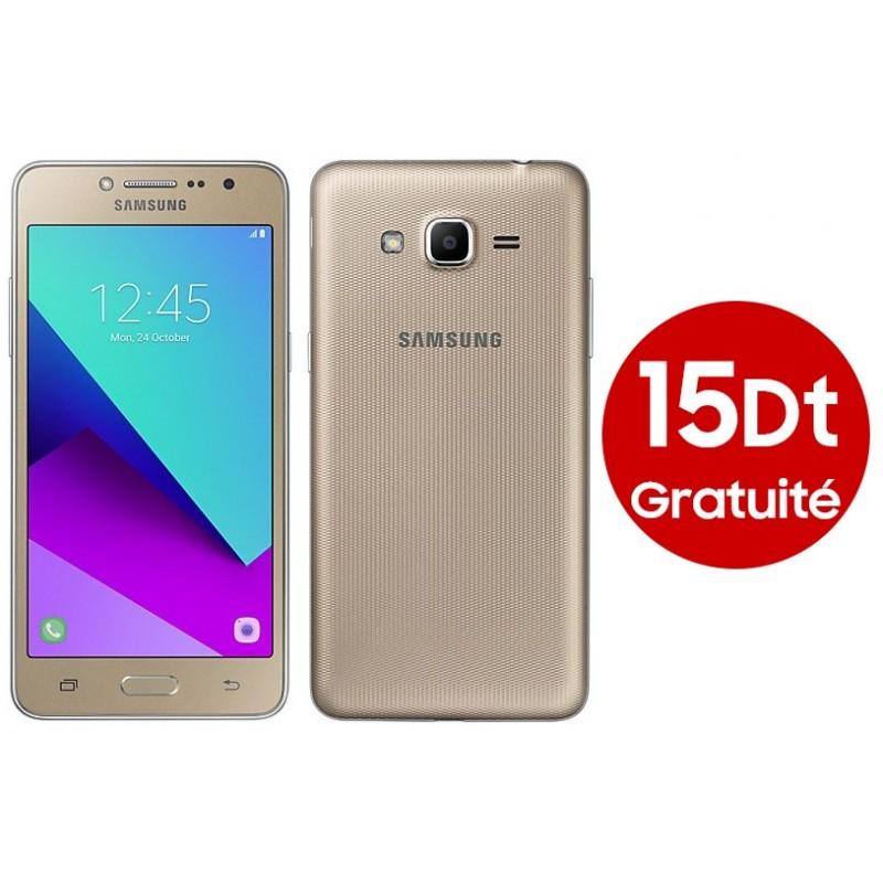 Samsung Galaxy Grand Prime Plus Prix Moins Cher Tunisianet