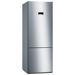 Réfrigérateur BOSCH Combiné Série 4 NoFrost 505L / Silver