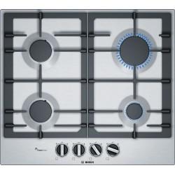 Plaque de cuisson BOSCH Série 6 / 70 cm / Inox