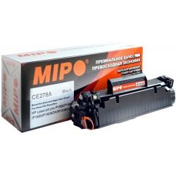 Toner Adaptable Mipo Compatible HP MP CE278A / Noir