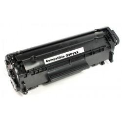 Toner Adaptable Mipo grande capacité Compatible HP MP Q2612X / Noir