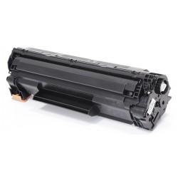 Toner Adaptable Mipo Compatible HP 83A / Noir