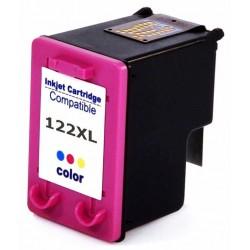 Cartouche Adaptable Mipo Compatible HP 122XL / 3 Couleurs