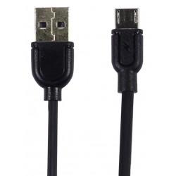 Câble Remax Souffle RC-031m USB vers Micro USB / Noir