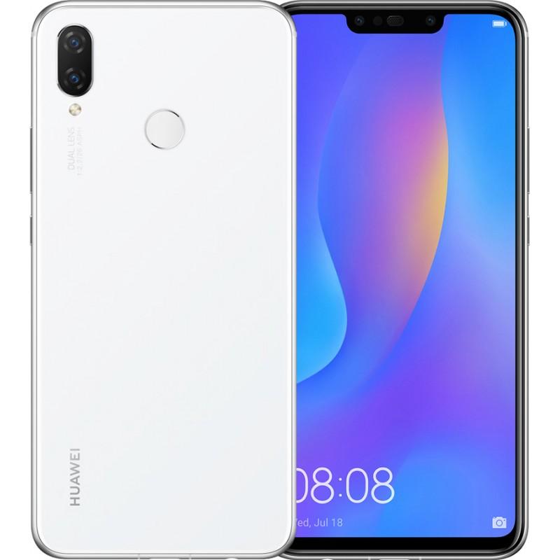 Huawei Nova 3i 4g Lte Couleur Blanc Tunisianet
