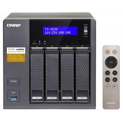 Serveur NAS 4 Baies QNAP TS-453A-4G / Sans Disque