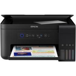 Imprimante à réservoir intégré 3en1 couleur Epson ECOTANK ITS L4150 / Wifi / Garantie 3 ans