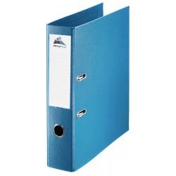 Classeur à levier Plastipap A4 dos de 55mm / Bleu Clair