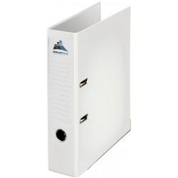 Classeur à levier Plastipap A4 dos de 55mm / Blanc