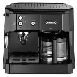 Machine combiné expresso cafetière Delonghi BCO 411.B