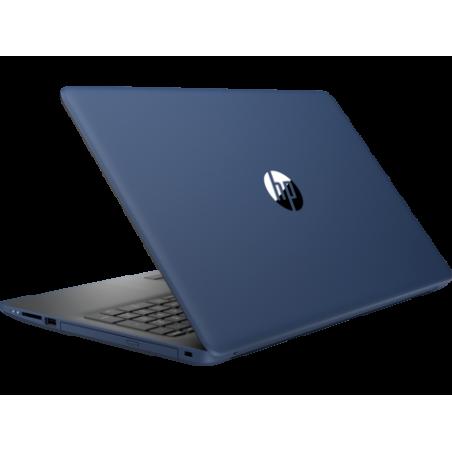 Pc Portable HP 15-da0002nk / Dual Core / 4 Go / Bleu + SIM Orange Offerte 30 Go